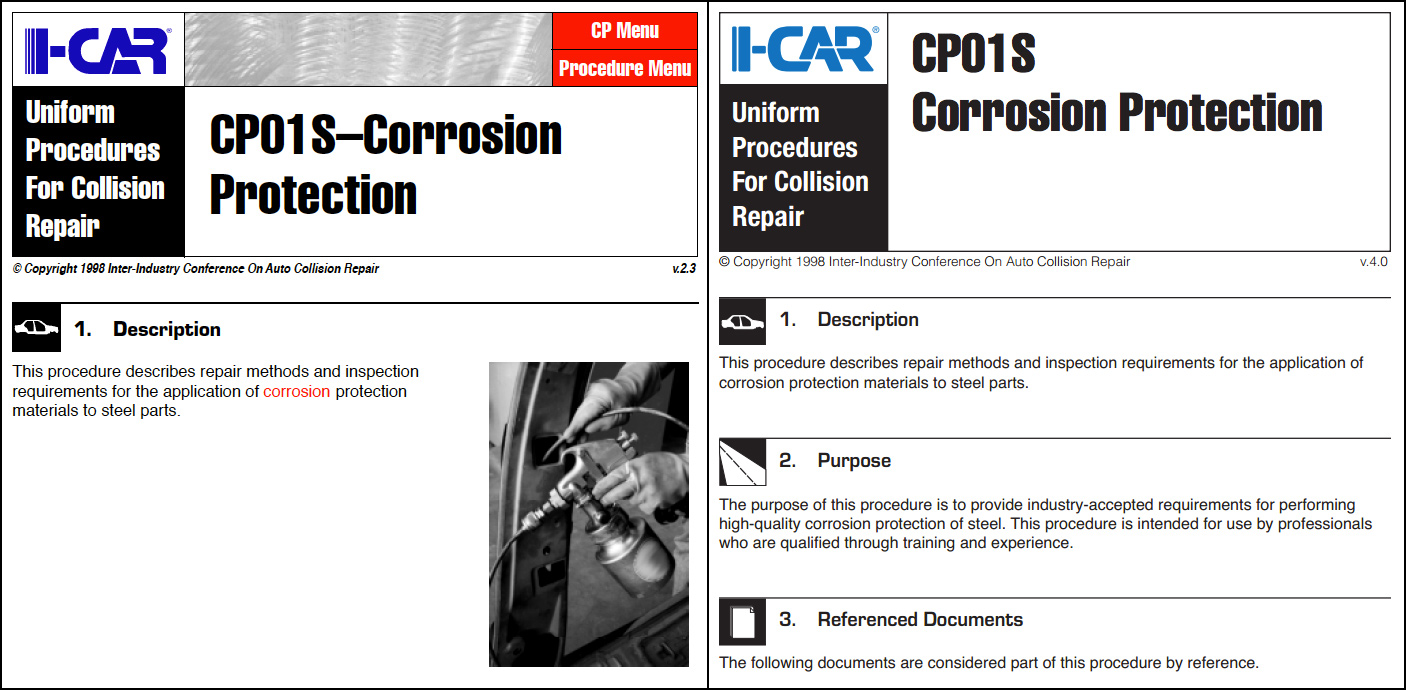 Uniform procedures for collision repair upcr updated 1betcityfo Gallery