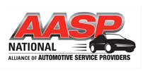 AASP - Alliance of Automotive Service Providers Logo