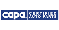 CAPA Certified Parts Logo
