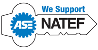 NATEF - National Automotive Technicians Education Foundation Logo