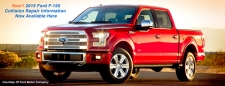 I-CAR Releases 2015 Ford F-150 Collision Repair Sheets on Repairability Technical Support Portal