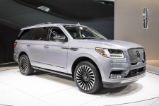 Sectioning And Partial Part Replacement: 2019 Lincoln Navigator