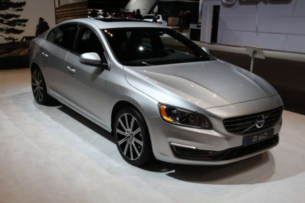 Sectioning and Partial Part Replacement: 2018 Volvo S60