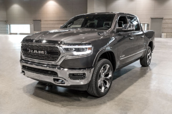 2019 RAM Debuts with New Materials, Engines, and ADAS
