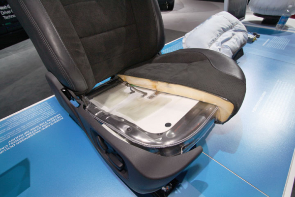 What's In A Seat: Occupant Classification System (OCS)