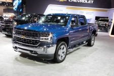 Sectioning and Partial Part Replacement: 2017 Chevrolet Silverado