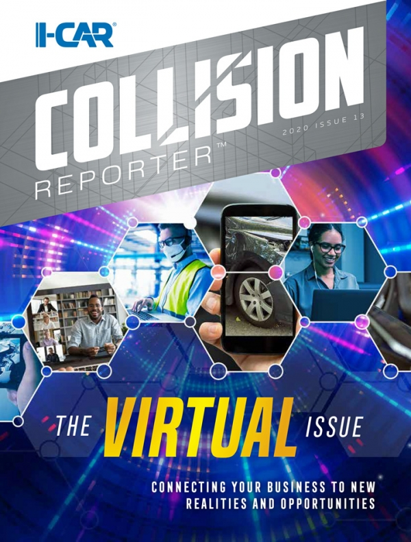 I-CAR Collision Reporter - The Virtual Issue