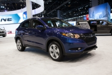 Sectioning and Partial Part Replacement: 2019 Honda HR-V Crossover