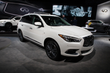 Advanced Driver Assistance Systems: 2019 INFINITI QX60