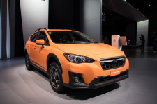 Advanced Driver Assistance Systems: 2019 Subaru Crosstrek