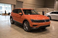 Sectioning and Partial Part Replacement: 2018 Volkswagen Tiguan