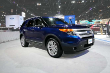 Advanced Driver Assistance Systems: 2019 Ford Explorer