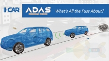 I-CAR/RTS Webinar: What's The Fuss About? All Things ADAS