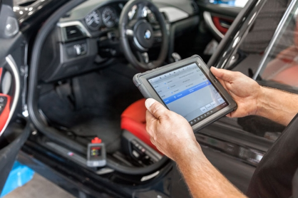 Advanced Driver Assist Systems (ADAS) Collision Repair Diagnostics Process