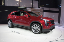 Sectioning and Partial Part Replacement: 2019 Cadillac XT4