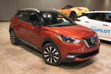 Sectioning and Partial Part Replacement: 2018 Nissan Kicks