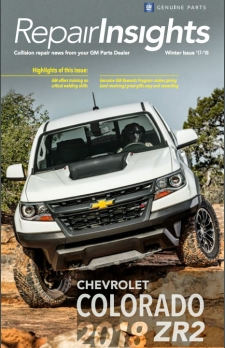 GM Repair Insights: The Winter Issue