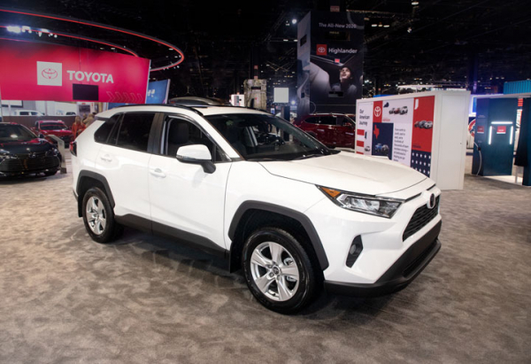 Sectioning And Partial Part Replacement: 2020 Toyota RAV4