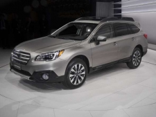 Sectioning and Partial Part Replacement: 2017 Subaru Outback