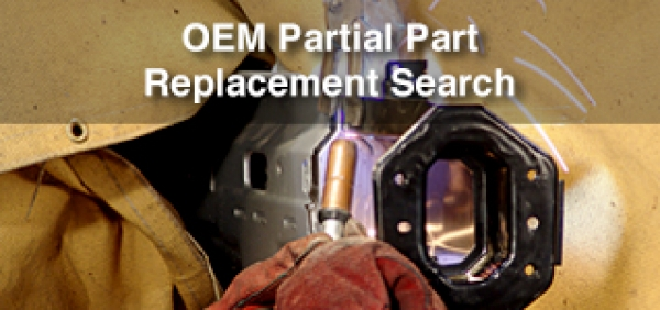 A Video Tour of the RTS Portal: OEM Partial Part Replacement Search