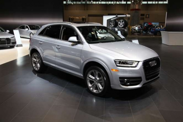 Sectioning and Partial Part Replacement: 2017 Audi Q5