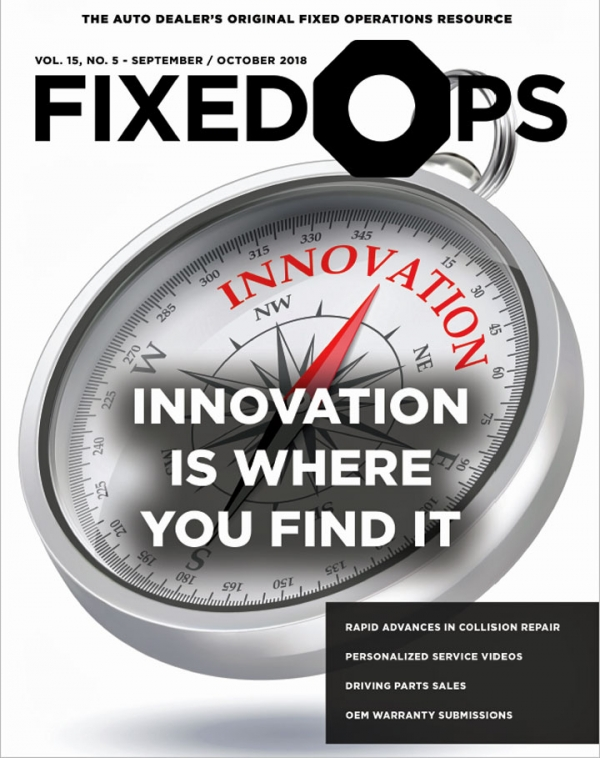 Challenges Ahead: Keeping Pace With Rapid Advances In Collision Repair
