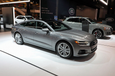 Sectioning And Partial Part Replacement: 2019 Audi A7