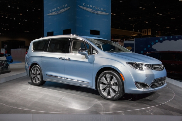 Sectioning and Partial Part Replacement: 2018 Chrysler Pacifica