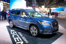 Sectioning And Partial Part Replacement: 2019 Subaru Ascent