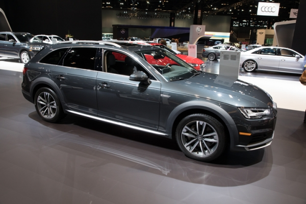 Sectioning and Partial Part Replacement: 2019 Audi A4 Allroad