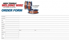 Honda/Acura UHSS Welding Wire Now Available