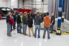 Automechanika Chicago Commitment to Training Initiative Event