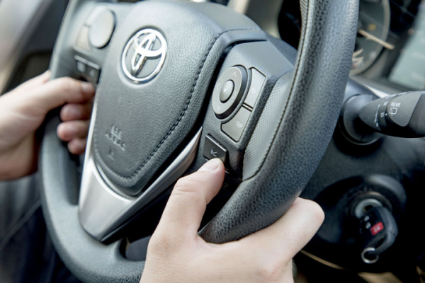 What's In A Steering Column: Haptic Feedback