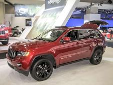 Advanced Driver Assistance Systems: 2019 Jeep Grand Cherokee
