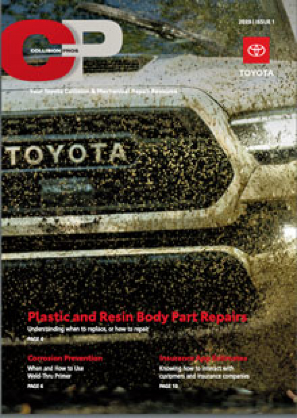 Toyota Collision Pros: 2020 Issue 1