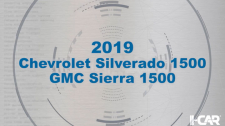 I-CAR 360: 2019 Chevrolet Silverado/GMC Sierra Light Duty Video Now Available