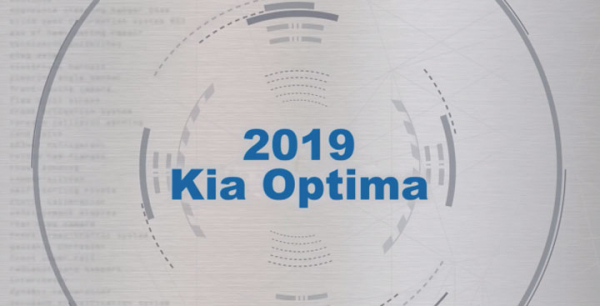 I-CAR 360: 2019 Kia Optima Video Now Available