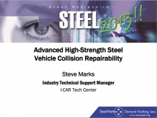 Great Designs in Steel 2015 Presentations: A Closer Look - I-CAR