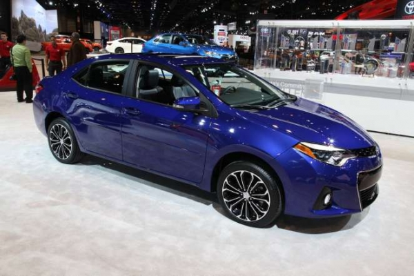 Sectioning and Partial Part Replacement: 2017 Toyota Corolla