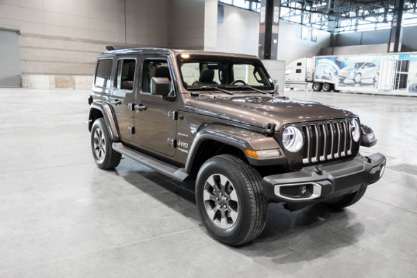 Sectioning and Partial Part Replacement: 2018 Jeep Wrangler (JL)