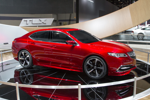 Advanced Driver Assistance Systems: 2019 Acura TLX
