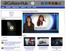 Collision Hub A Collision Repair Social Media Outlet