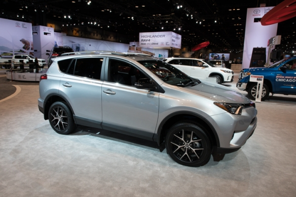 Sectioning and Partial Part Replacement: 2017 Toyota RAV4 HV