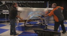 2016 SEMA - Ford F-150 Box Side Replacement