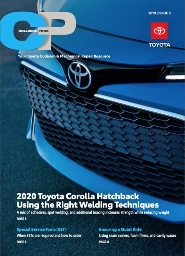 Toyota Collision Pros: 2019 Issue 3