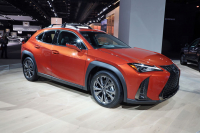 Sectioning and Partial Part Replacement: 2019 Lexus UX 200