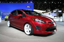 Figure 1 - The 2011 Ford Fiesta does not look anything like the 1978 model.