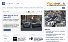 GM Repair Insights