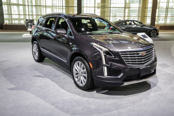 Advanced Driver Assistance Systems: 2019 Cadillac XT5
