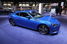 Sectioning and Partial Part Replacement: 2018 Subaru BRZ